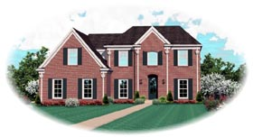 Plan Number 47011 - 2526 Square Feet