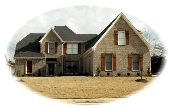 Traditional House Plan 47024 Elevation