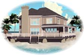 Plan Number 47032 - 2827 Square Feet