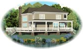 Plan Number 47033 - 2827 Square Feet