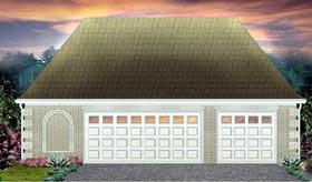 Garage Plan 47058