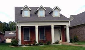 House Plan 47059 Elevation