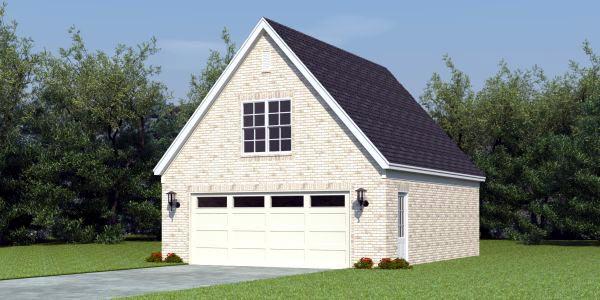Garage Plan 47078