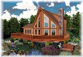 Plan Number 47091 - 1850 Square Feet