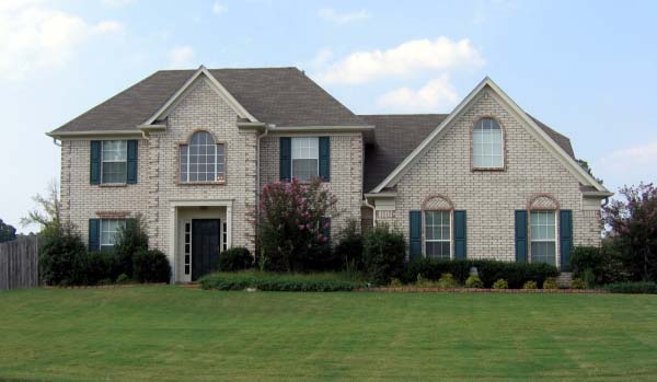House Plan 47120 Elevation