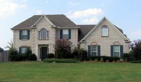 House Plan 47122 Elevation