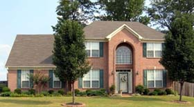 House Plan 47129 Elevation