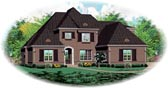 Plan Number 47162 - 4886 Square Feet