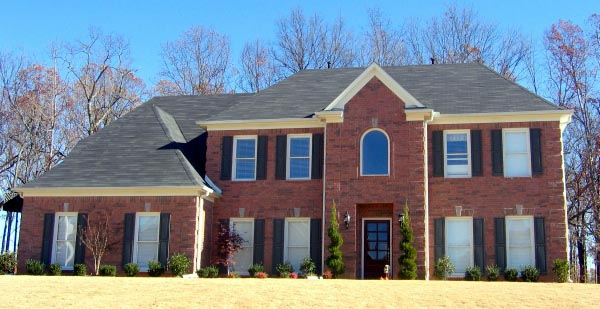 House Plan 47173 Elevation
