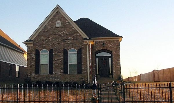 House Plan 47176 Elevation