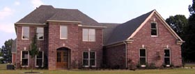 House Plan 47185 Elevation