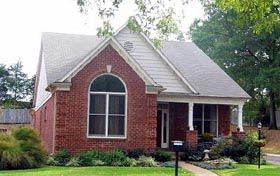 House Plan 47189 Elevation