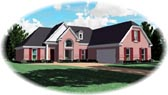 Plan Number 47201 - 2189 Square Feet