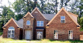 House Plan 47214 Elevation