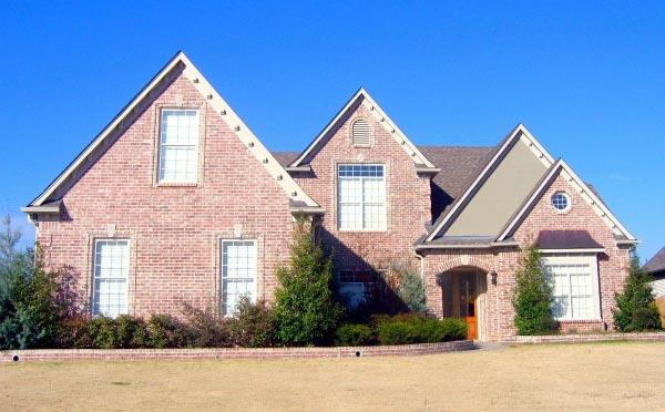 House Plan 47224 Elevation