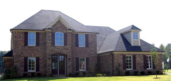 House Plan 47226 Elevation
