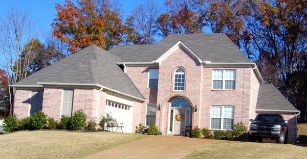 House Plan 47232 Elevation