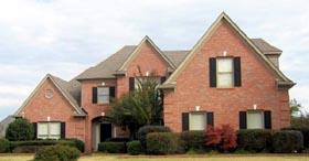 House Plan 47239 Elevation