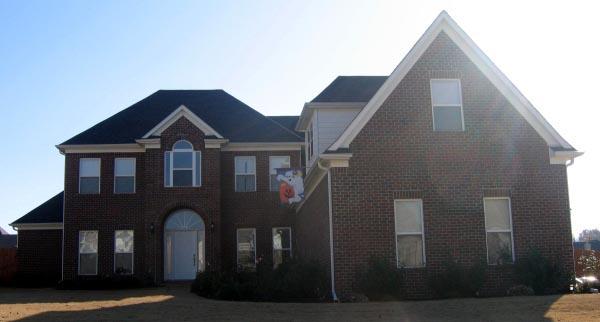 House Plan 47252 Elevation