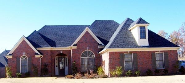 House Plan 47255 Elevation