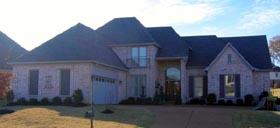 House Plan 47263 Elevation