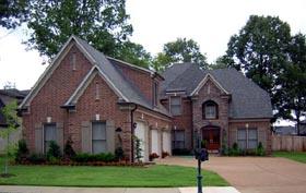 House Plan 47264 Elevation