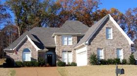 House Plan 47265 Elevation