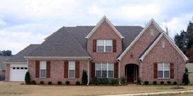 House Plan 47289 Elevation