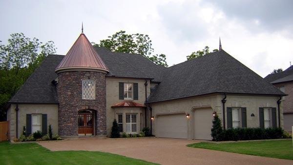 House Plan 47291 Elevation