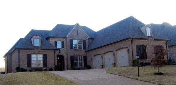House Plan 47303 Elevation