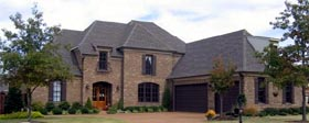 House Plan 47307 | Style Plan with 4369 Sq Ft, 4 Bedrooms, 4 Bathrooms, 3 Car Garage Elevation