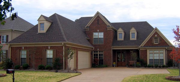 House Plan 47313 Elevation