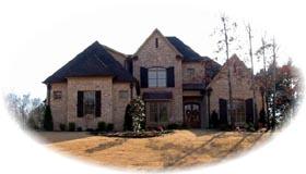 House Plan 47333 Elevation