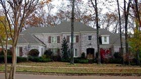 House Plan 47349 Elevation