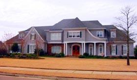 House Plan 47364 Elevation