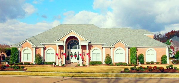 House Plan 47366 | Style Plan with 6424 Sq Ft, 6 Bedrooms, 4 Bathrooms, 4 Car Garage Elevation