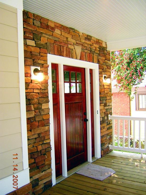 Country Farmhouse House Plan 47395