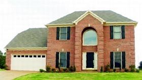 Traditional House Plan 47399 Elevation