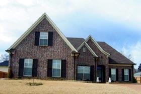House Plan 47423 Elevation