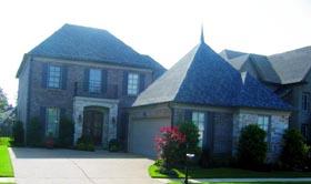 House Plan 47446 Elevation