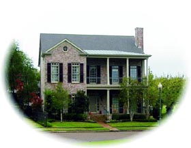 Traditional House Plan 47466 with 4 Beds, 4 Baths, 2 Car Garage Elevation