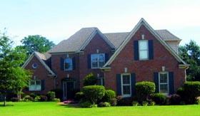 House Plan 47477 Elevation