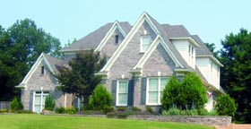 Traditional House Plan 47492 Elevation