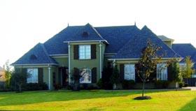 House Plan 47494 Elevation