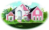 Plan Number 47505 - 6814 Square Feet
