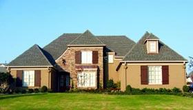 House Plan 47518 Elevation