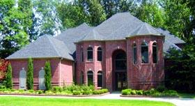 House Plan 47526 Elevation