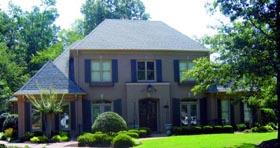 House Plan 47536 Elevation