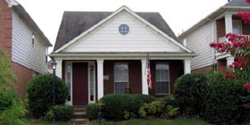 Traditional House Plan 47553 Elevation