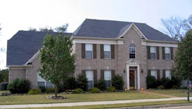 European Traditional House Plan 47575 Elevation